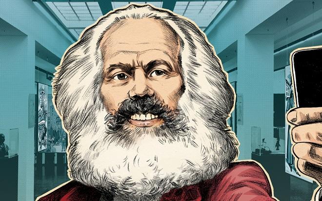"Izložba ""Karl Marks u Beču"" (foto: © Waschsalon Karl-Marx-Hof, P. M. Hoffmann)"