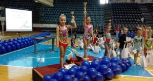 Ritmička gimnastika: 25. Palilula kup 2018