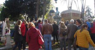 Obilazak Novog groblja: Satkane od duše i uma