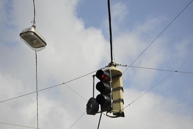 Novi, specijalni semafori u Beču (foto: Kromus/PID)