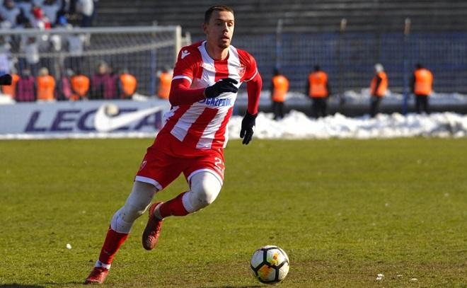 Fudbal: Super liga Srbije (foto: crvenazvezdafk.com)