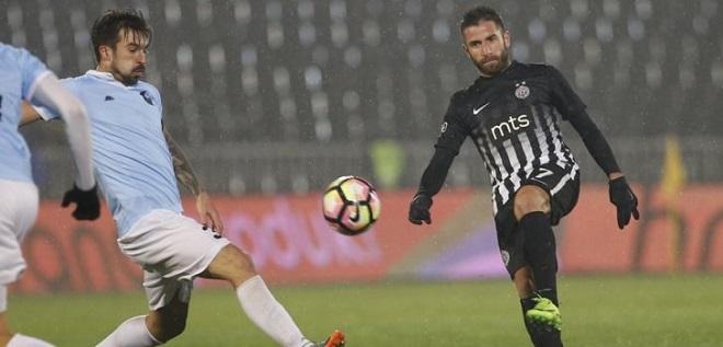 Fudbal: Super liga Srbije (foto: FK Partizan)