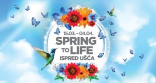 Besplatni festival Spring To Life ispred Ušće SC