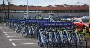"""Akcija """"Parkiraj i bicikliraj"""""""