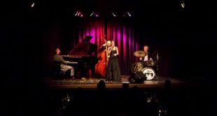 Anna Lauvergnac Quartet