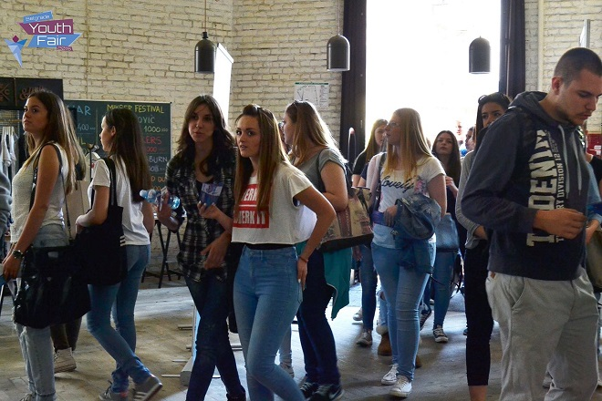 4. Belgrade Youth Fair u Kolarčevoj zadužbini