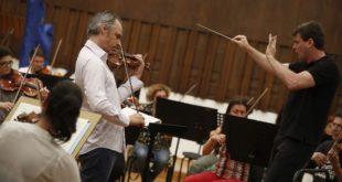 Beogradska filharmonija, Felc, Benjamin Šmid (foto: Marko Đoković)