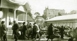 """Beogradski noćni market na pijaci """"Zeleni venac"""""""