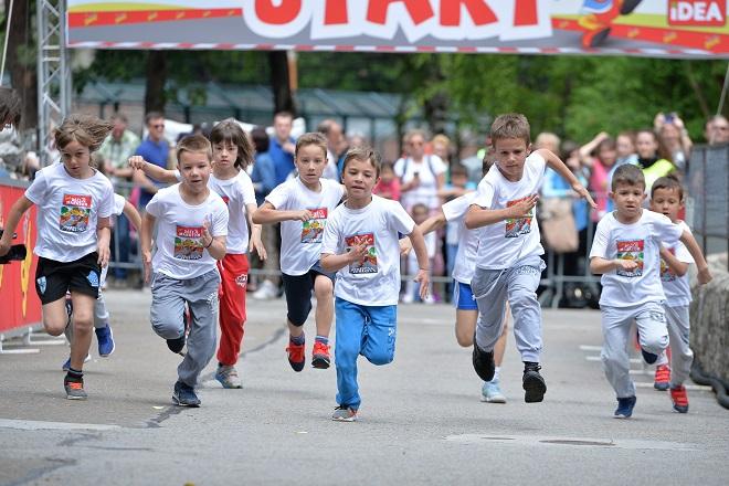 25. Dečji maraton
