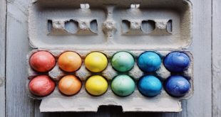 Uskrs: Kako se jaja farbaju prirodnim bojama