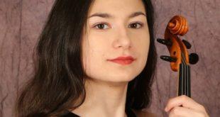 Violinistkinja Marija Krstić