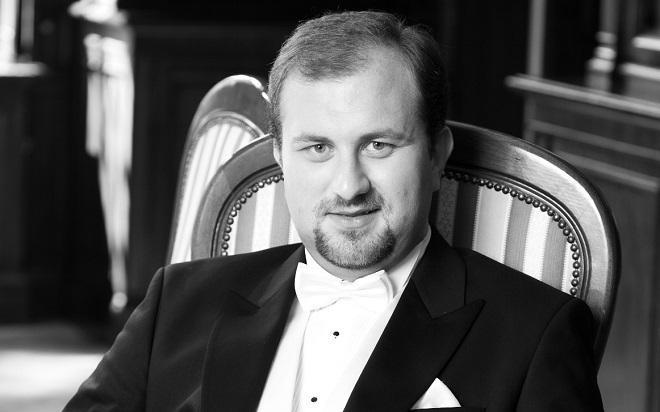 Poljski pijanista Marijan Sobula