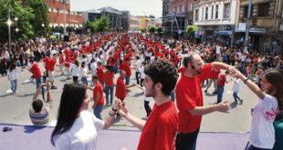 Maturantski ples u Srbiji