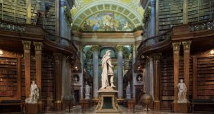 Austrijska nacionalna biblioteka (foto: ANB / Hloch)