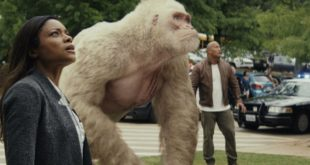 Novi filmovi (12. april 2018): Rampage