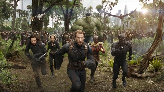 Novi filmovi: Osvetnici: Rat beskraja