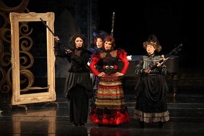 Pozorište na Terazijama: Zona Zamfirova