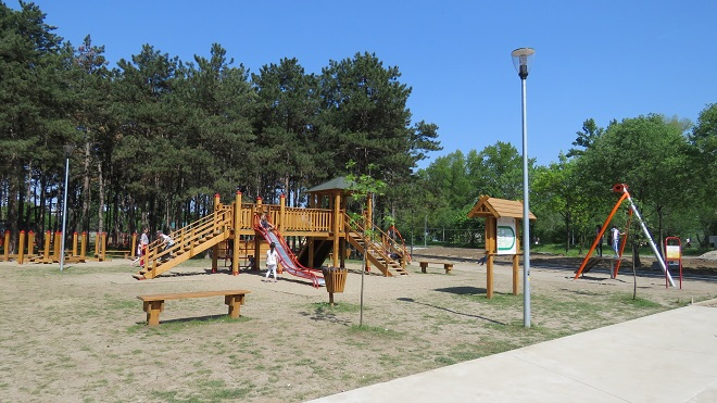 U toku rekonstrukcija parka Ušće