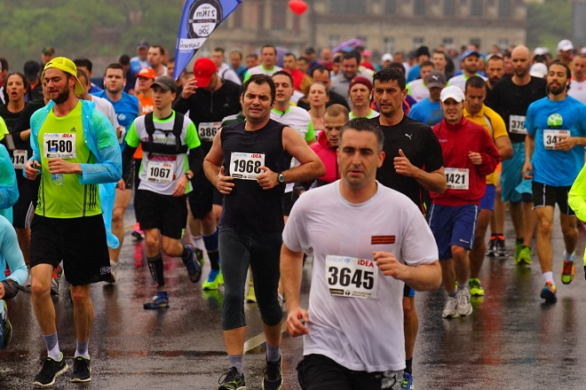 Sedam dana u Beogradu, 19-25. april 2018: Beogradski maraton