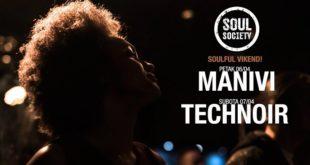 Manivi i Technoir u klubu Soul Society