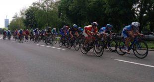 """Biciklistička trka """"Tour of kids""""(foto: cukaricki-mbk.rs)"""