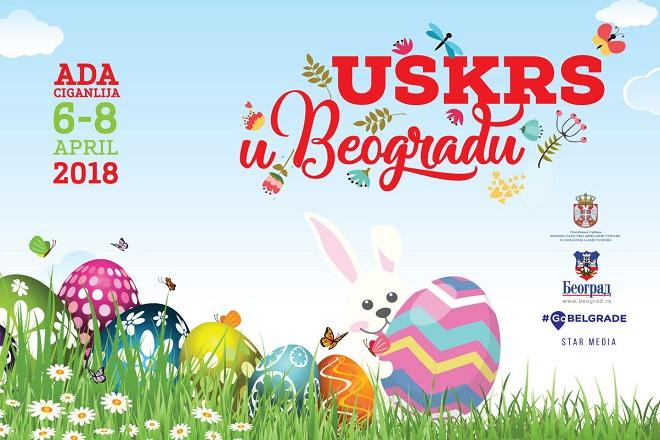 Uskrs u Beogradu