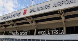 Aerodrom Nikola Tesla Beograd: Rekordi