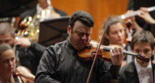 Vadim Gluzman i Beogradska filharmonija (foto: Marko Đoković)