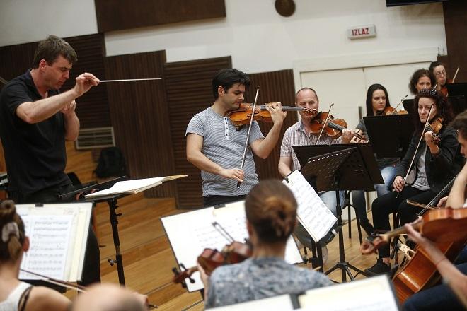 Beogradska filharmonija, Felc i Lakatoš