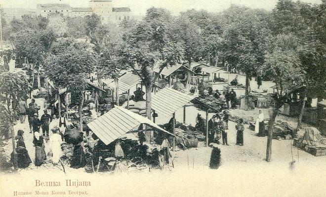 14. Beogradski noćni market: Velika pijaca