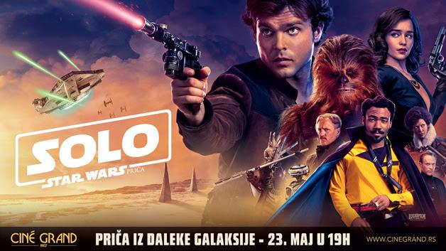 Bioskop Cine Grand: Priča iz daleke galaksije