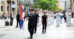 Dan MUP-a i Dan policije - defile (foto: MUP)