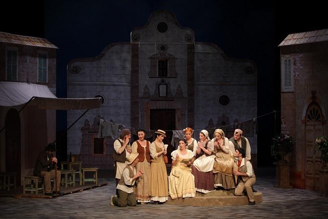 Evropski operski dani: Ljubavni napitak