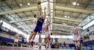 Košarka: Juniorski F8 u Beogradu