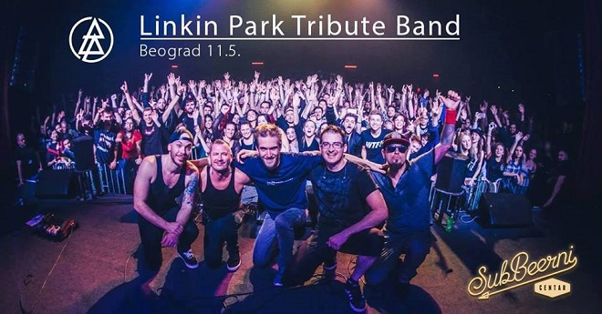Linkin Park tribjut u SubBeernom centru