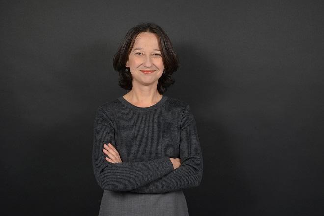Molijerovi dani 2018: Mjuriel Barberi (foto: Catherine Hélie © Editions Gallimard)