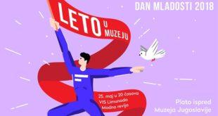 Leto u Muzeju Jugoslavije: Dan mladosti 2018