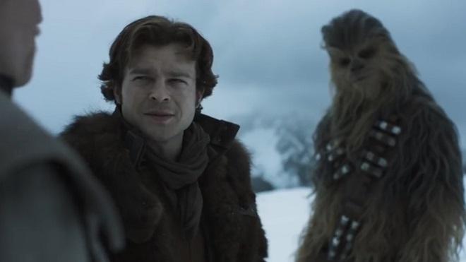 Novi filmovi: Solo: Star Wars priča