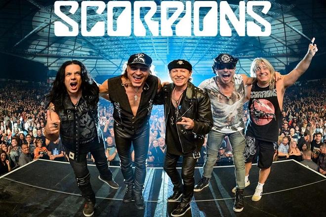 Scorpions u Štark areni