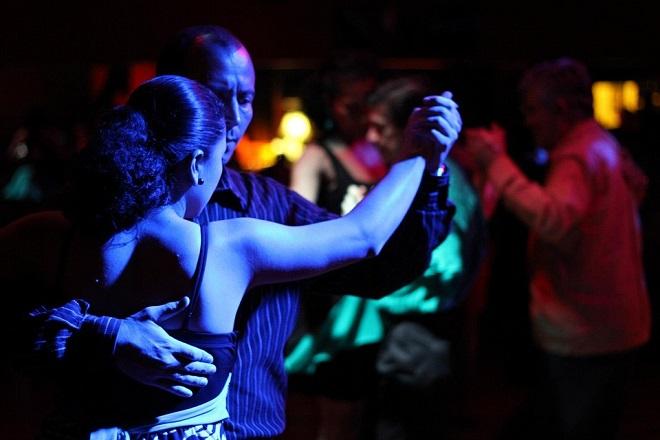 Sedam dana u Beogradu, 3-9. maj 2018: Beogradski tango susret