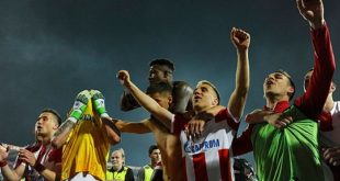 Fudbal: Super liga Srbije (foto: FK CZ)