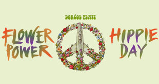 Flower Power i Hippie Day - Make Love, Not War!