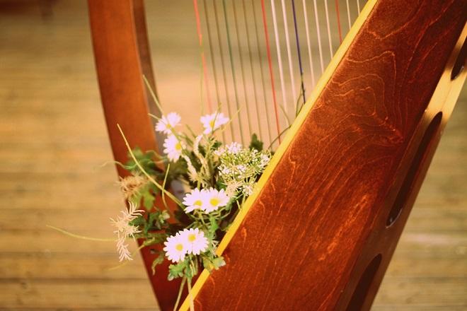 XVII Međunarodni festival harfe u Beogradu: Double Temps