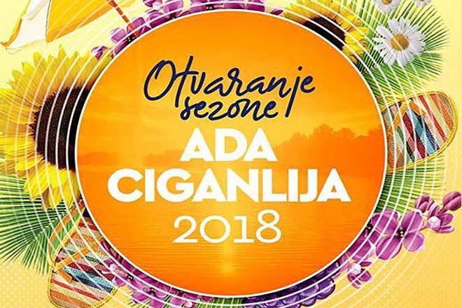 Ada Ciganlija 2018: Otvaranje kupališne sezone