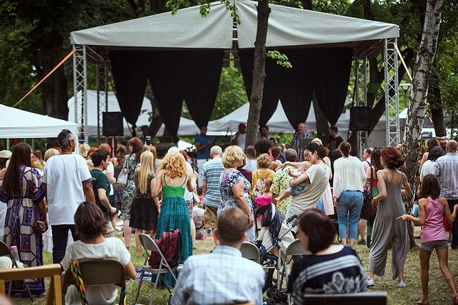 Afro festival (foto: Marija Piroski)