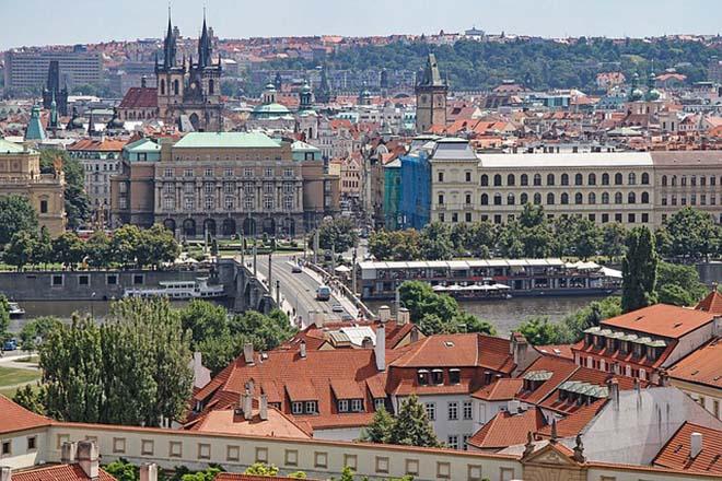 Prag, Republika Češka