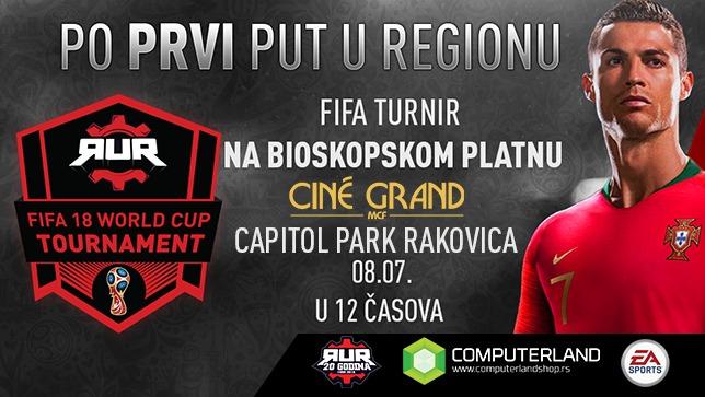 FIFA18 turnir