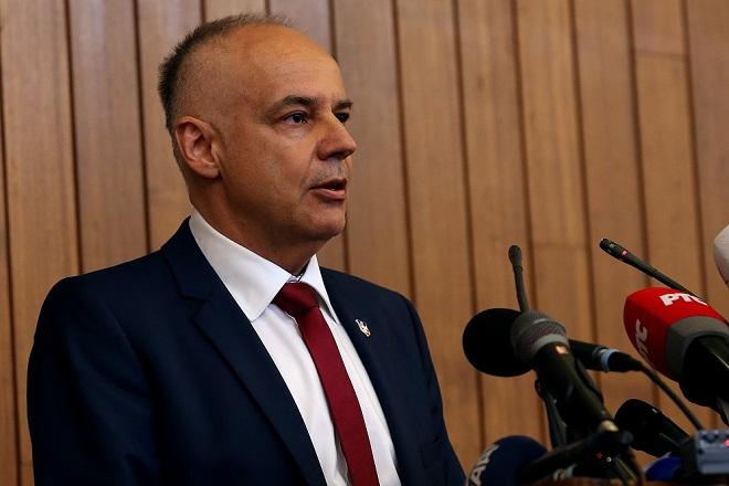 Gradonačelnik Beograda - dr Zoran Radojičić