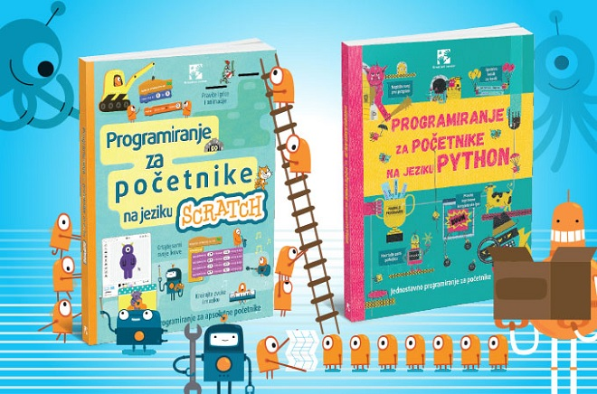 Kreativni centar: Scratch i Python - programiranje za početnike