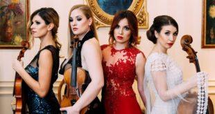 Kulturno leto na Paliluli 2018: Habanera kvartet